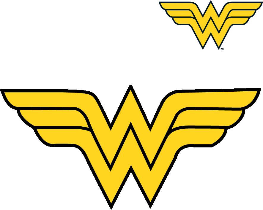 Image result for free Wonderwoman logo printables ...