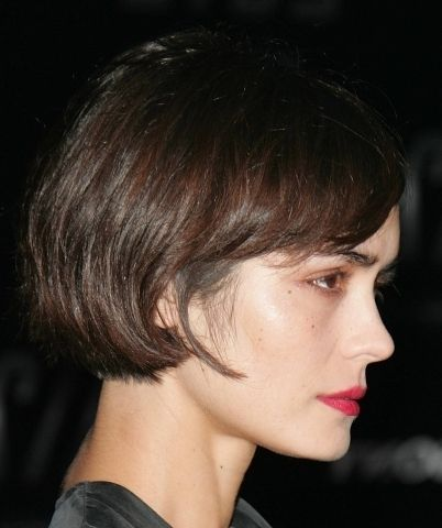 Gorgeous Short Bob Hairstyles Images