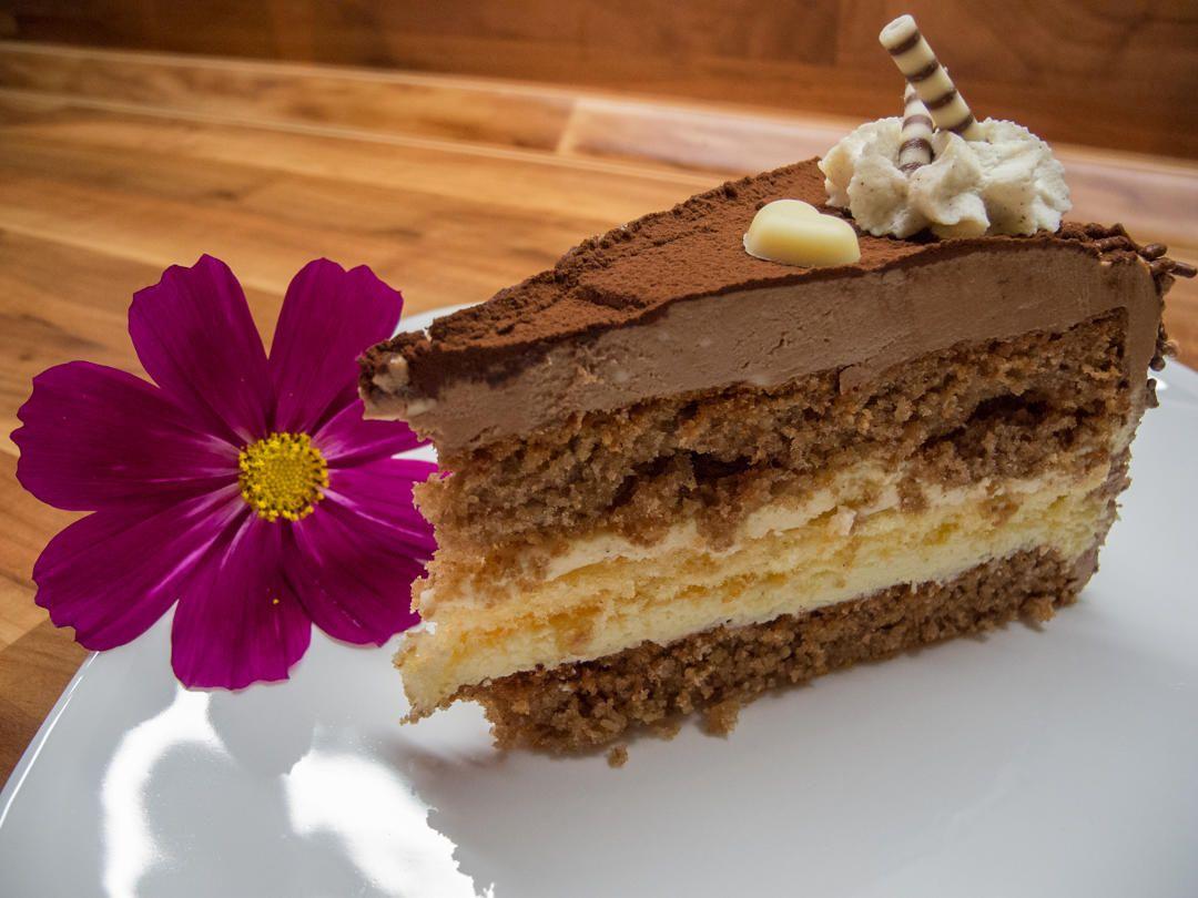 Kuchen: Castagnetta-Torte