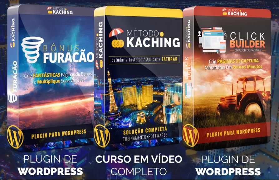 Método Kaching em 3 Passos
