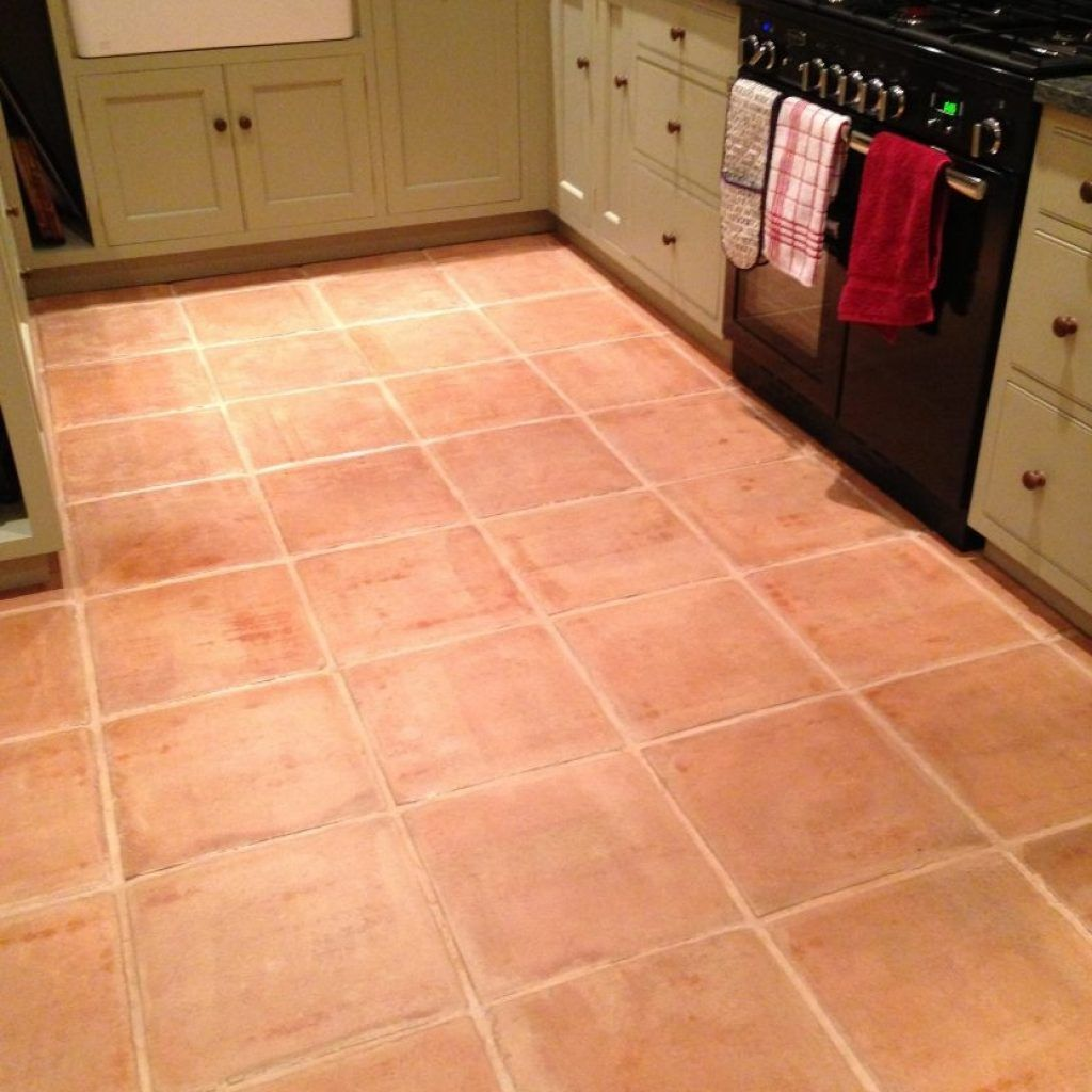 Reclaimed Terracotta Floor Tiles Kent Tile floor