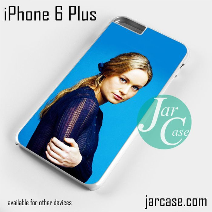 Brie LArson 8 Phone case for iPhone 6 Plus and other iPhone devices