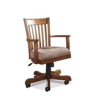 Seville Square Desk Chair | Shopping in Riverside Furniture Living Room