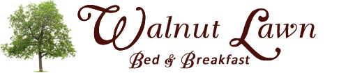 Come To Lancaster County: Stay At Walnut Lawn Bed and Breakfast