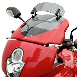 MRA Ducati 1000DS Multistrada 2003-2006 Vario Touring Motorcycle Screen