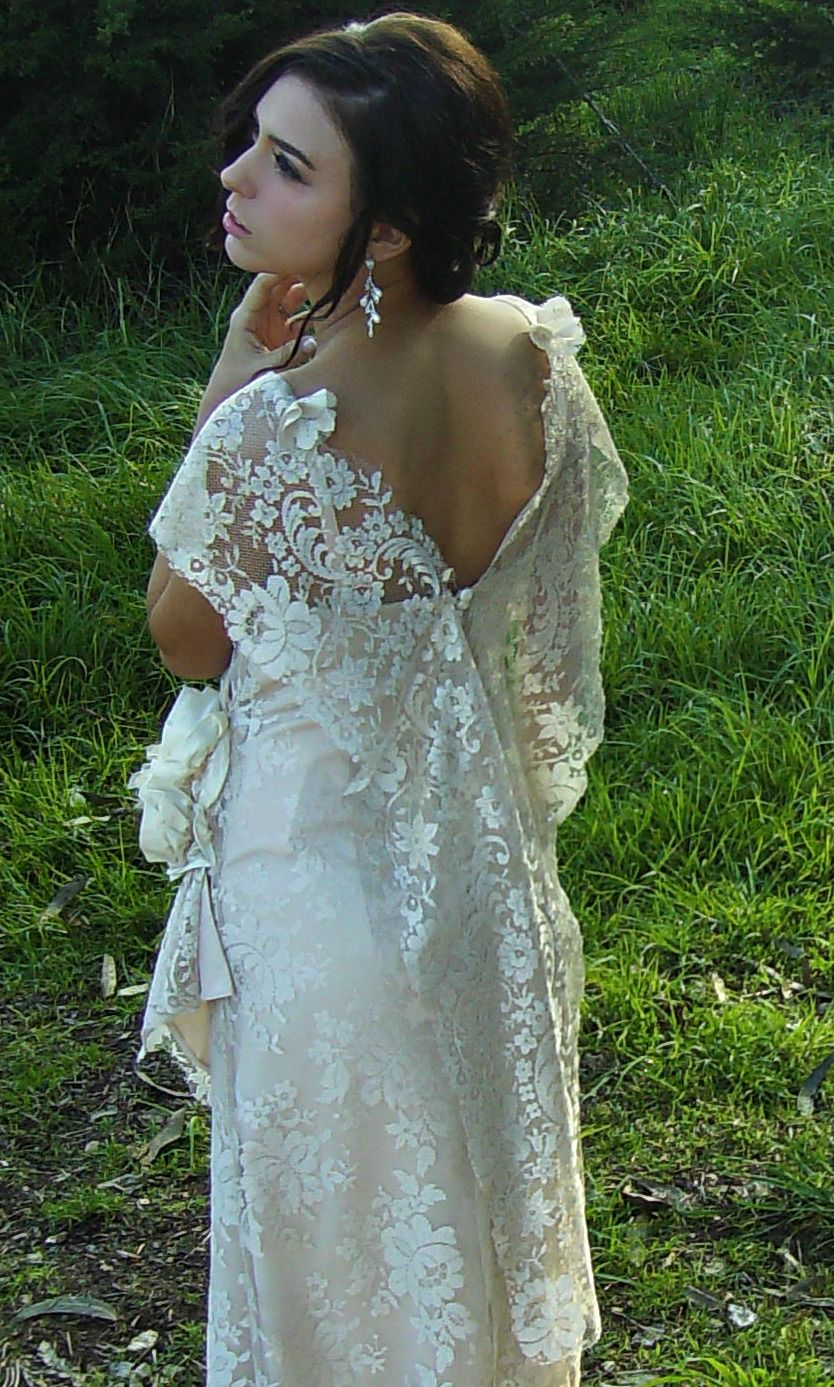 The cosette dress by amyjo tatummakeup and hair by bun bun do