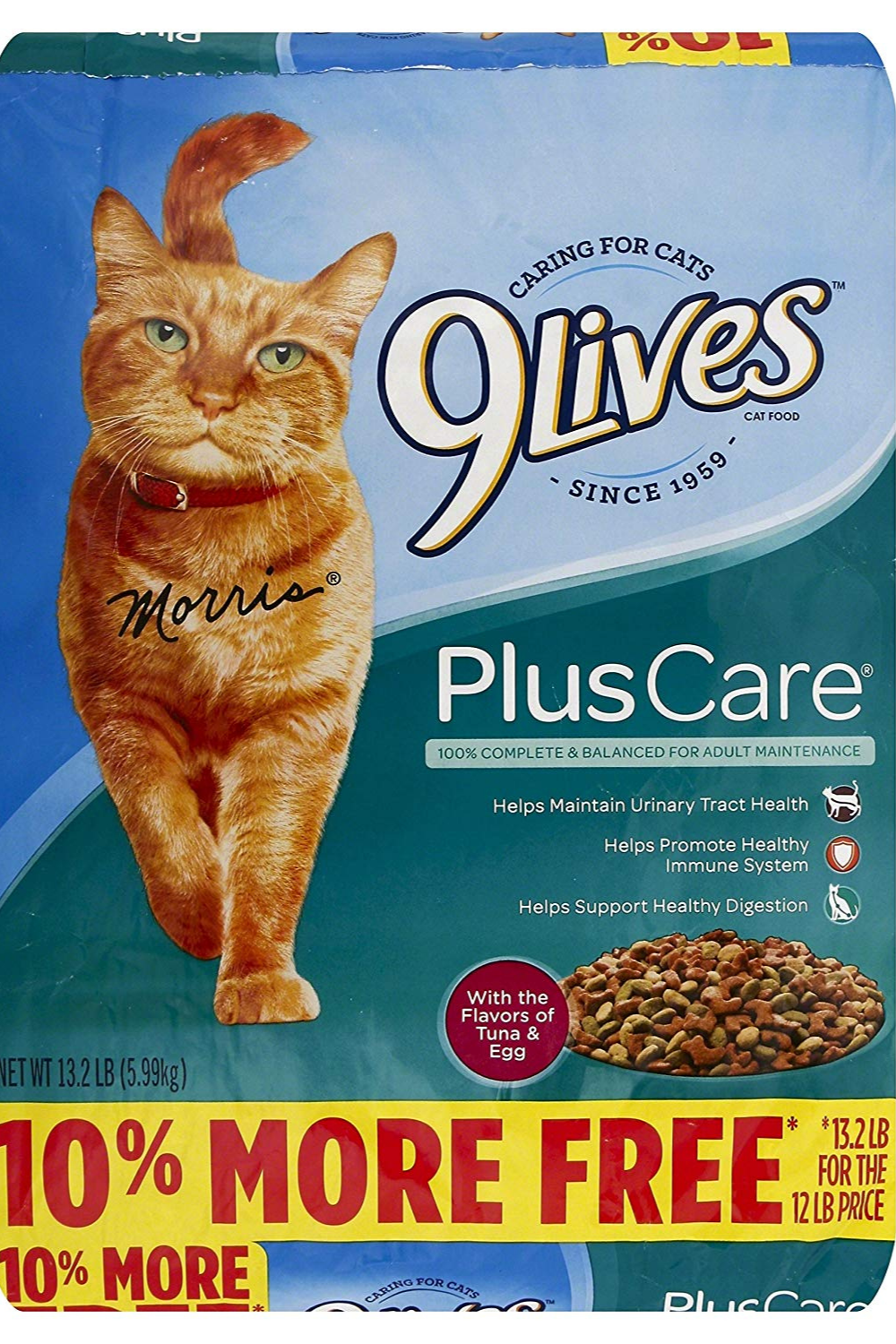 9lives Plus Care Dry Cat Food 13 3 Lb Best Cat Food Brands Products In 2020 Cat Food Brands Best Cat Food Dry Cat Food