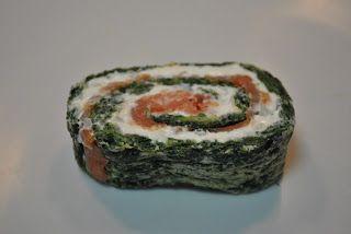 Intendencia con Belén: Pastel de espinacas y salmón
