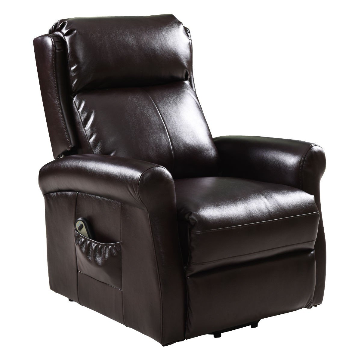 Brown Electric Lift Chair Recliner Lift chair recliners