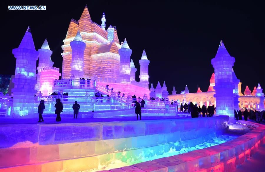 China'-s Amazing Ice and Snow Festival - Here There Everywhere ...