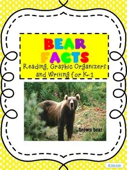 brown bear diagram 2000 honda civic ecu wiring activities for kindergarten and first grade nonfiction table of contents facts informational booklet in color pp