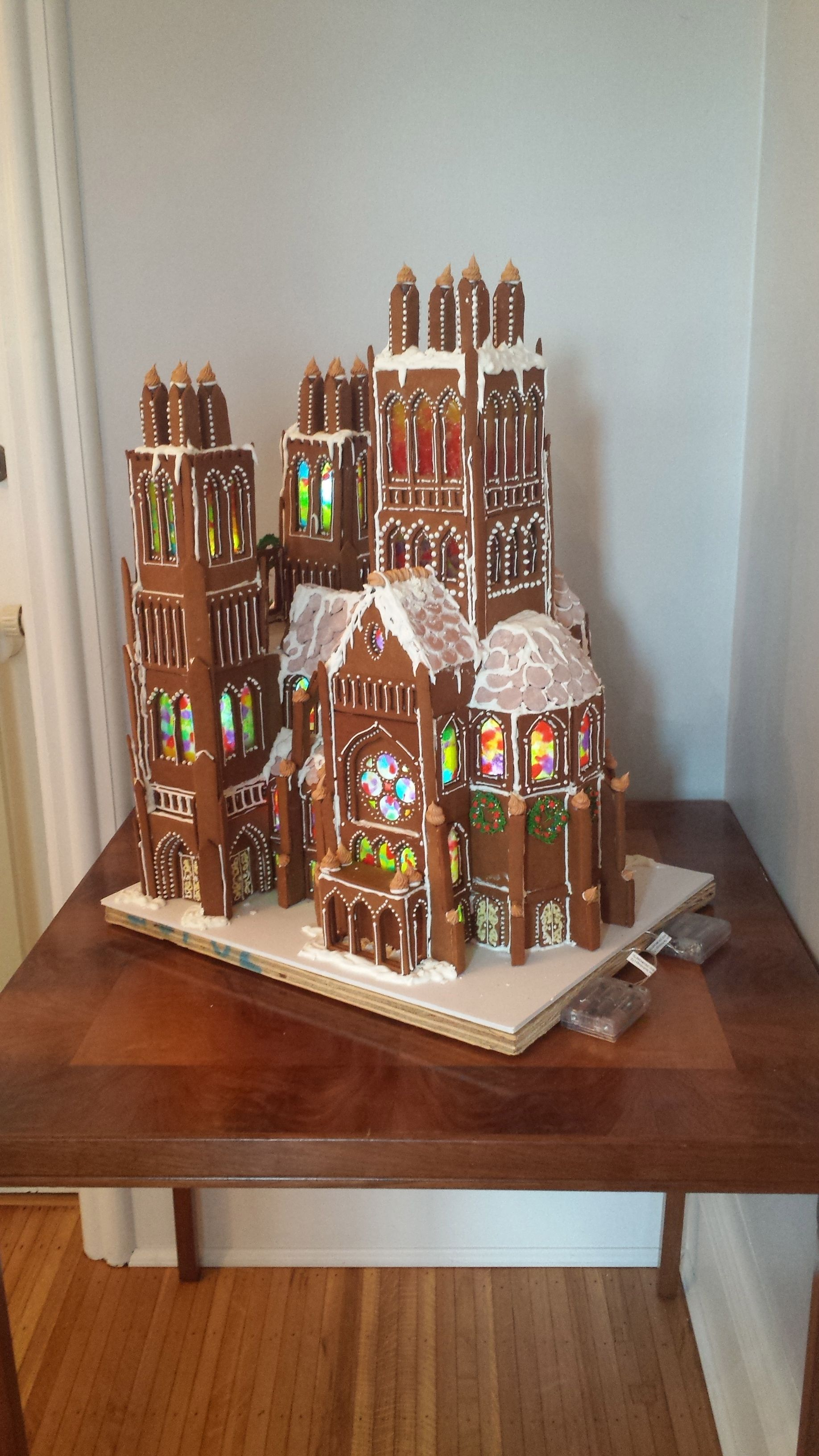 National Cathedral Christmas 2019 Washington National Cathedral | gingerbread houses in 2019