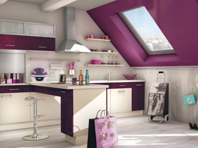 17 Best images about deco violette on Pinterest | Taupe, Bedrooms ...