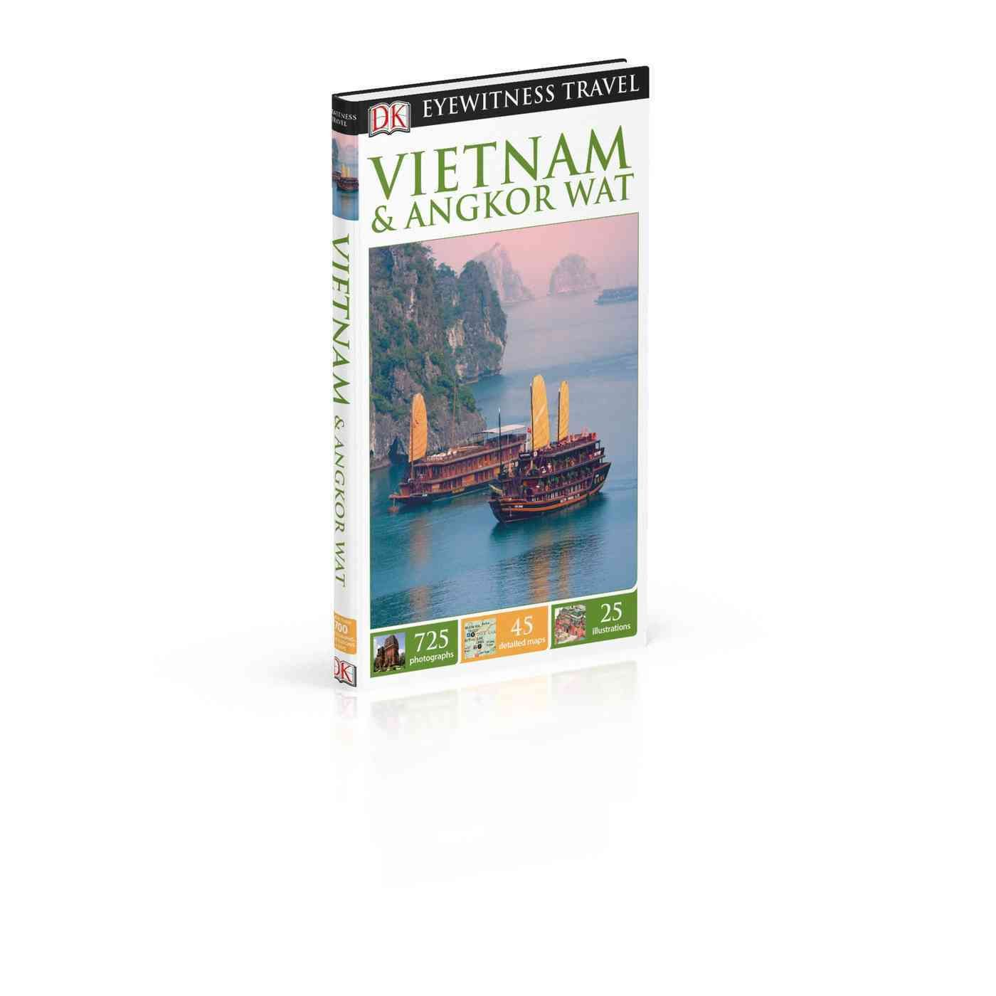 DK Eyewitness Travel Vietnam & Angkor Wat