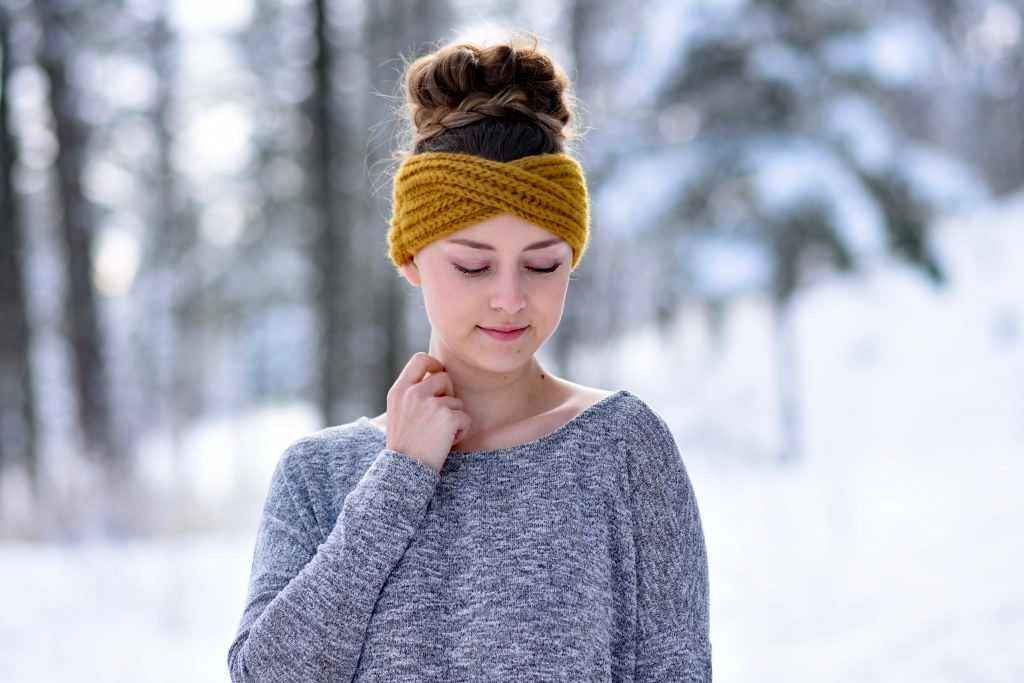 3 Einfache Stirnband Frisuren Brötchen Haar Stirnband