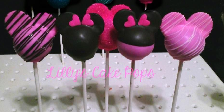 minnie mouse cake pops cake pops pinterest essen dekoration dekoration und essen. Black Bedroom Furniture Sets. Home Design Ideas