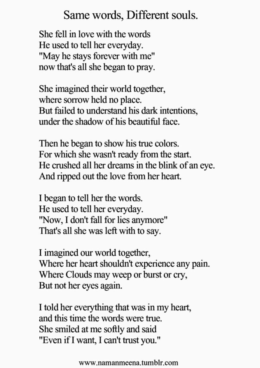 Naman Meena Poetry -