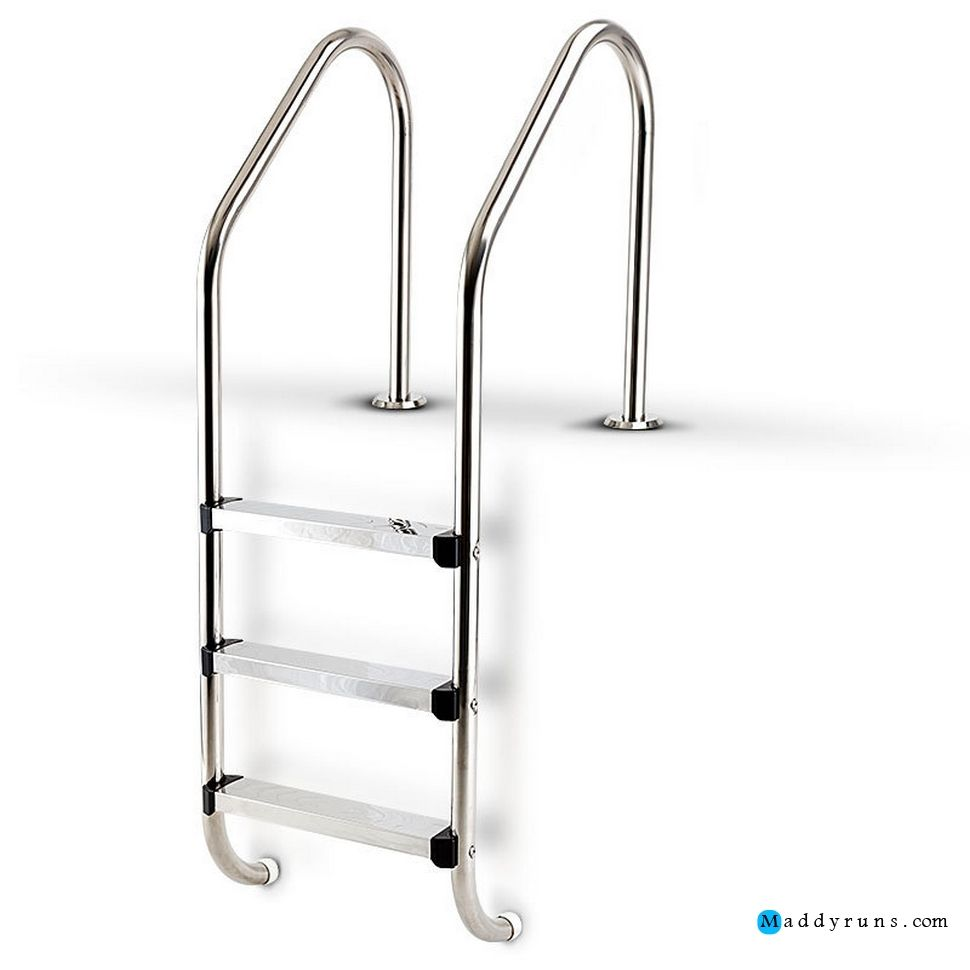 Swimming Pool Poolladder Swimming Pool Ladders Stairs Replacement Steps For Swimming Pool Ladder Pa Swimming Pool Ladders Pool Ladder Swimming Pools Inground