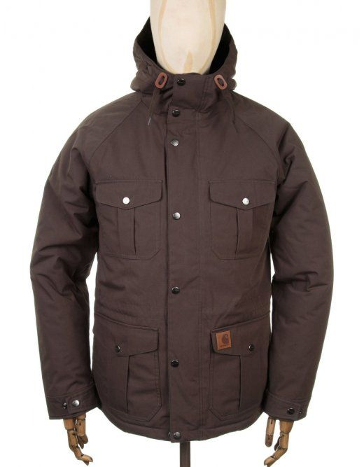 823caff63f5 Carhartt Mentor Jacket - Blackforest | Stuff to Buy | Jackets ...