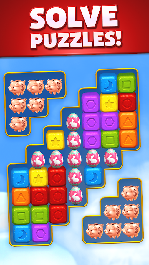 App screens image by Artem Gridin Games, Addicting games
