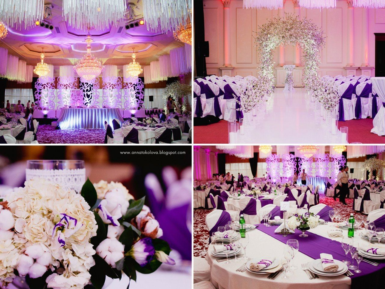 Lilac wedding decoration ideas  IxAdmGpYg   wcolors  Pinterest
