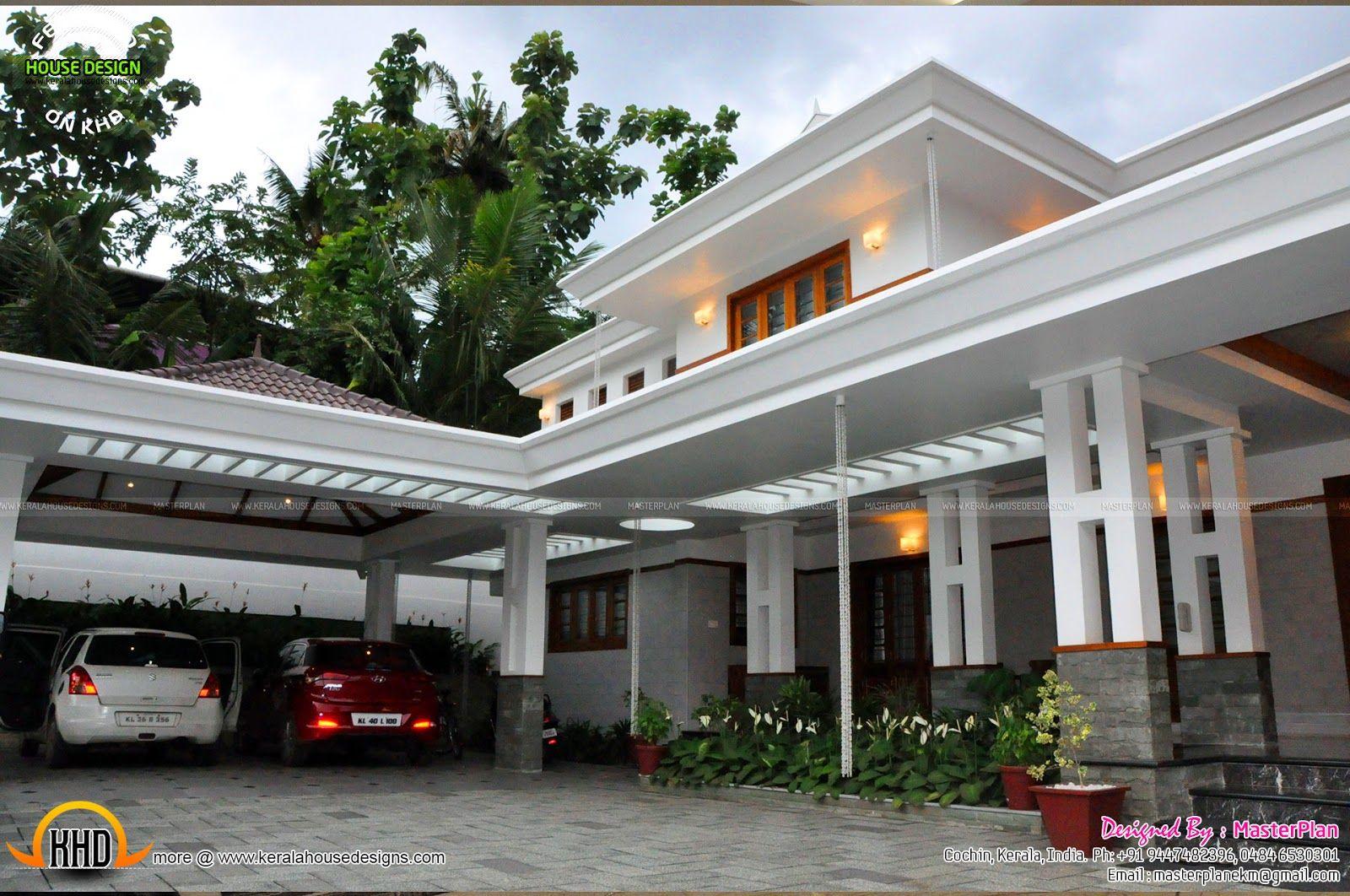 Icymi bungalow terrace design