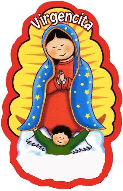 121435e53cab Pin de Jacke Montoya en Imagenes de la Santísima Virgen infantiles ...