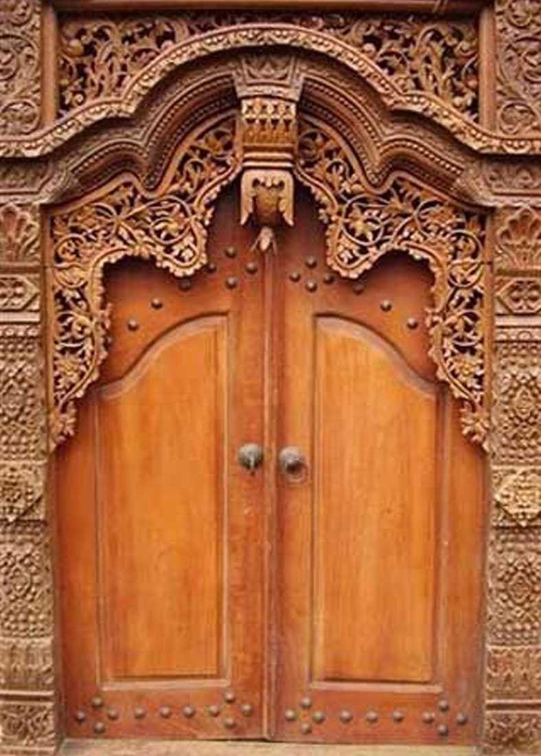 Price Of Wooden Doors With Elegant Minimalist Door Models