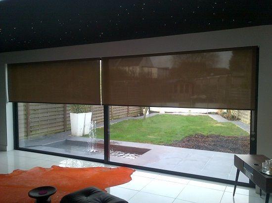 Electric Roller Over Large Doors Windows Pinterest Doors