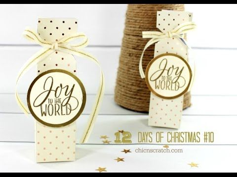 12 Days of Christmas 2016 Day 10 | Chic n Scratch