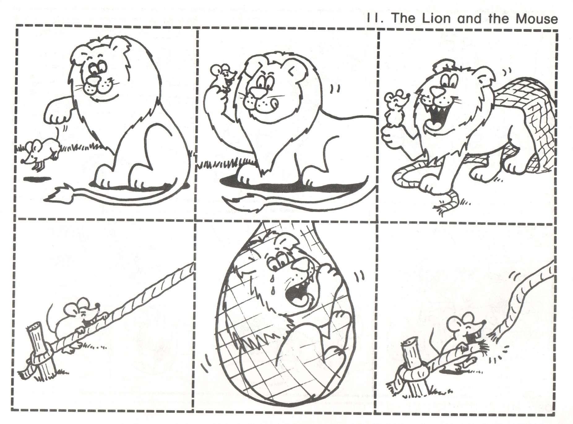 Kindergarten Worksheets Lion Habitat   Printable Worksheets and Activities  for Teachers [ 1371 x 1852 Pixel ]