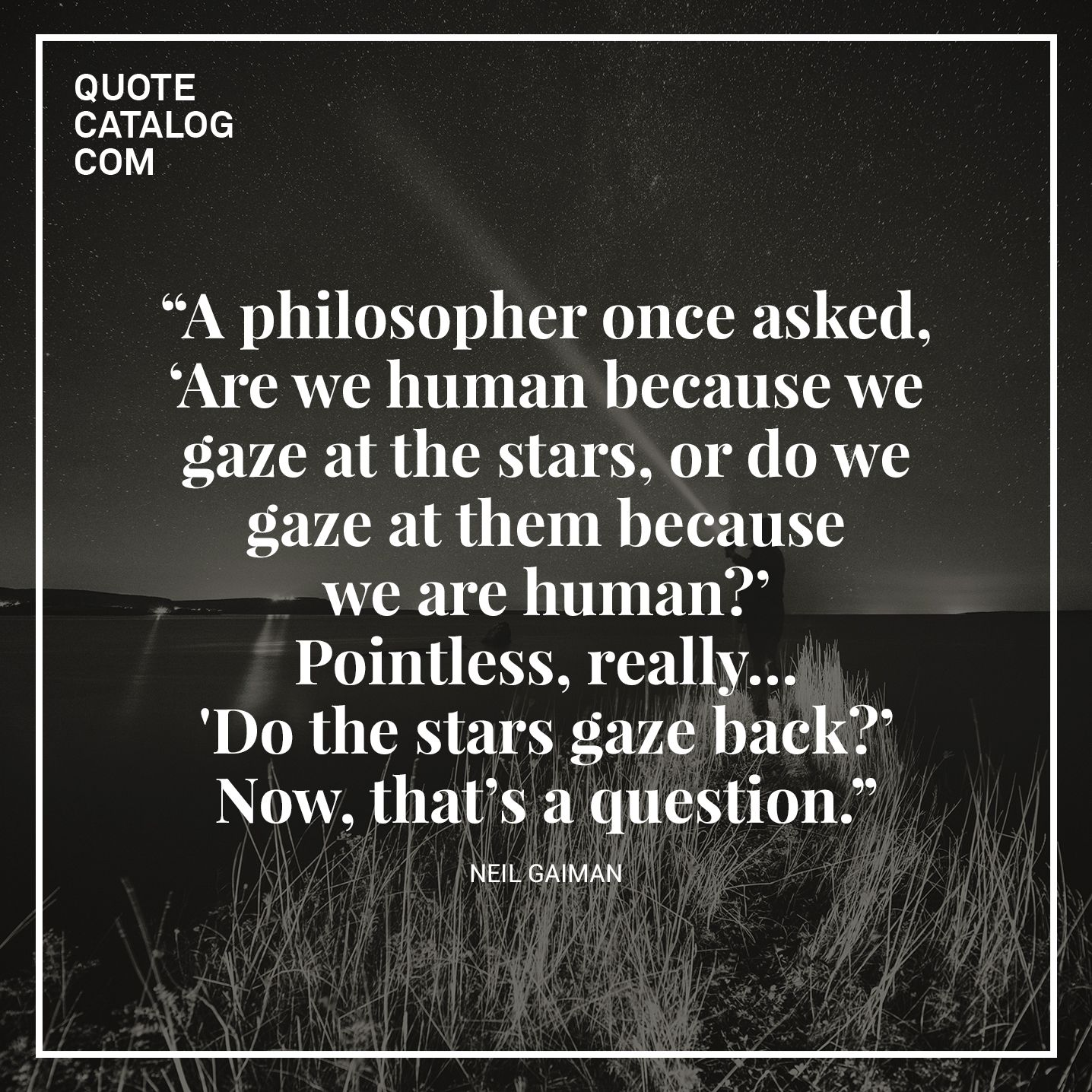 How do you know such question is truly philosophical?