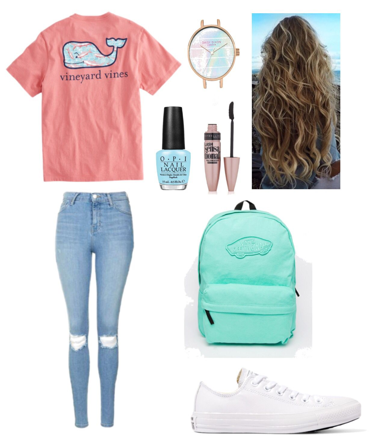e9c6b9982 Perfect for first day of school outfit
