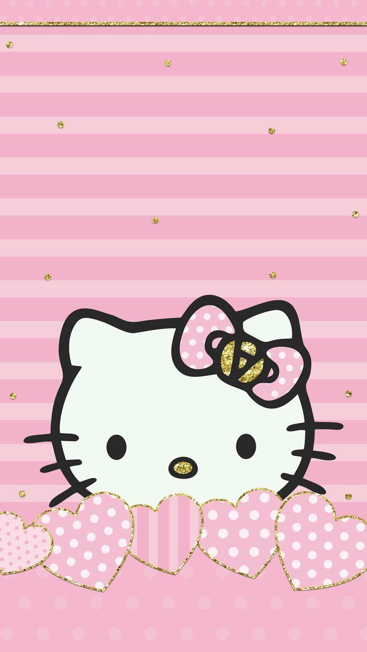 Pin By Kathleen On Hello Kitty Wallpaper