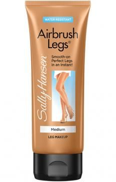 Airbrush Legs Lotion Sally Hansen Everything Make Up Airbrush
