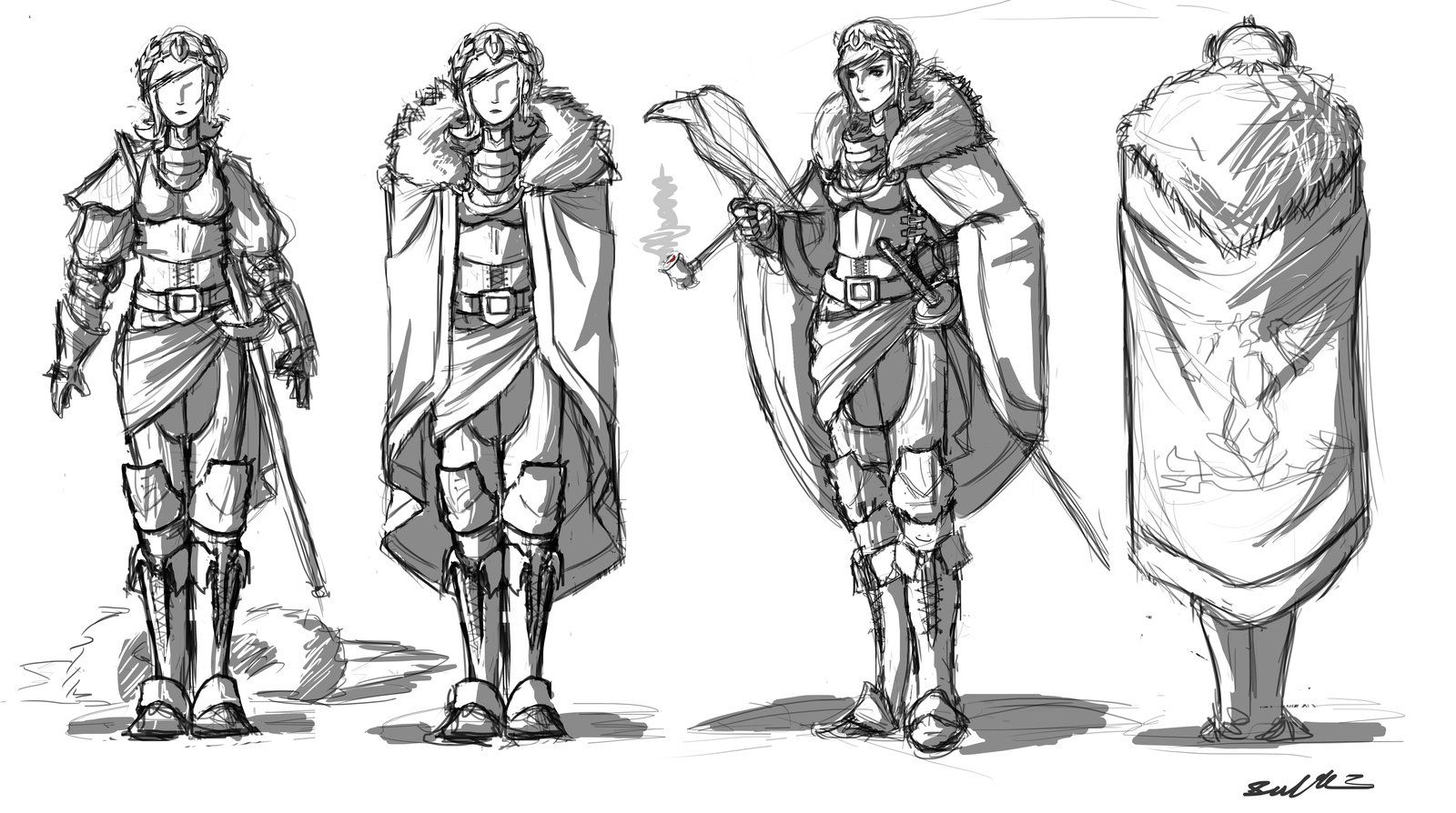 Pin by Tanner Schade on Anime drawings/ drawings   Armor ...