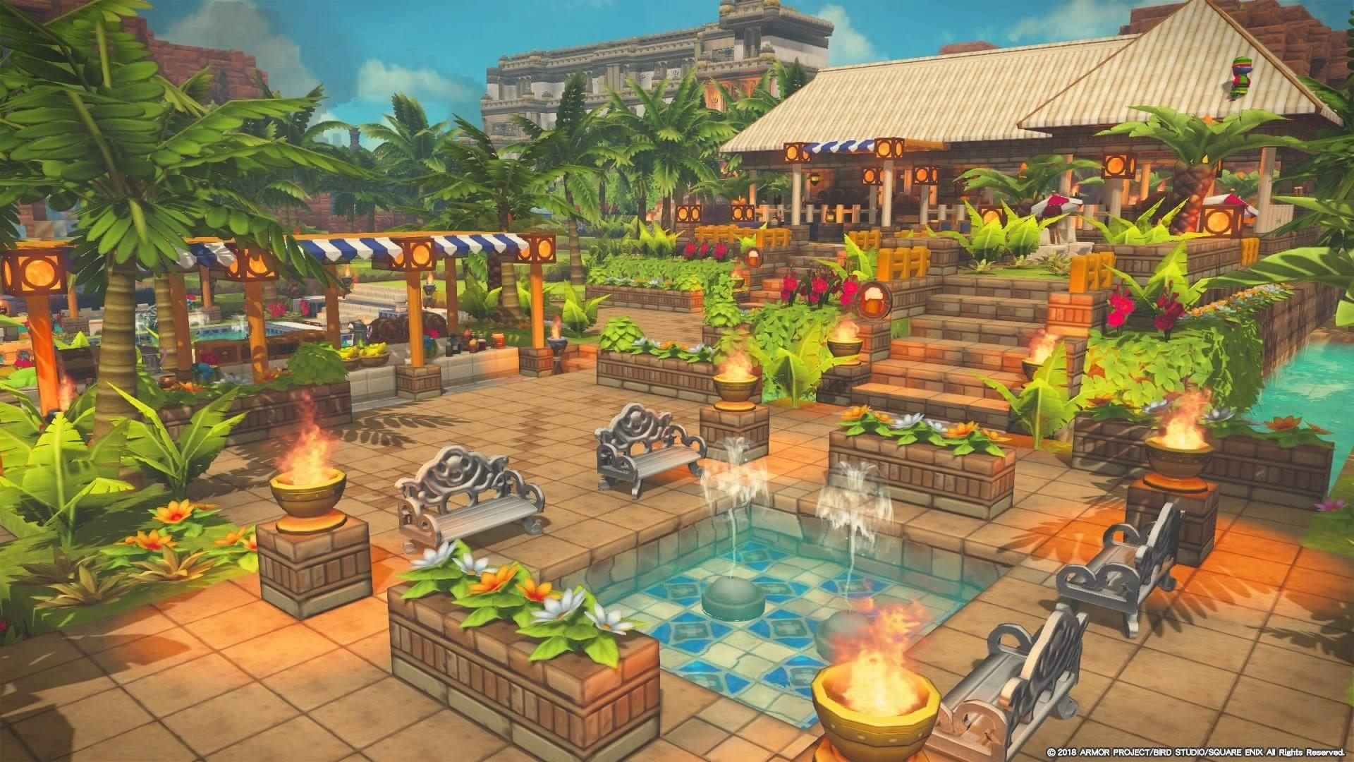 ドラゴンクエストビルダーズ2 破壊神シドーとからっぽの島 の けいじばん をゲームの外からでも楽しもう Minecraft Architecture Minecraft House Designs Minecraft Blueprints