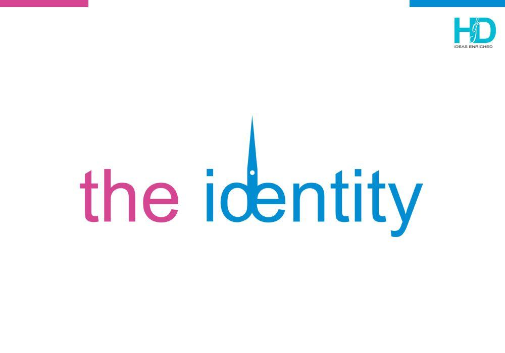 The IdentityUnisex Salon Logos Design Pinterest Unisex - Window stickers for businessunisex hair scissors vinyl window sticker decal salon