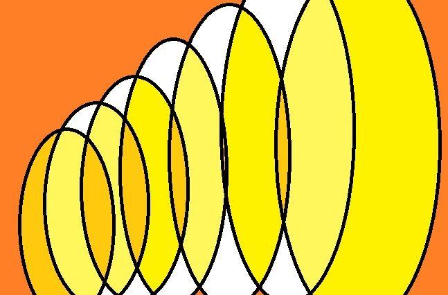 Rhythm In Visual Compositions Rhythm Art Rhythm In Design Composition Design