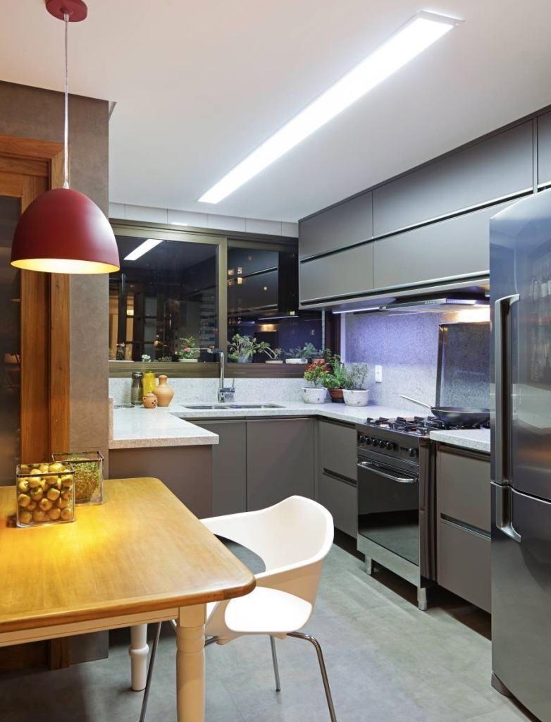U-förmige küchendesigns kitchen grey  modelle designs und fotos schön  zuhause