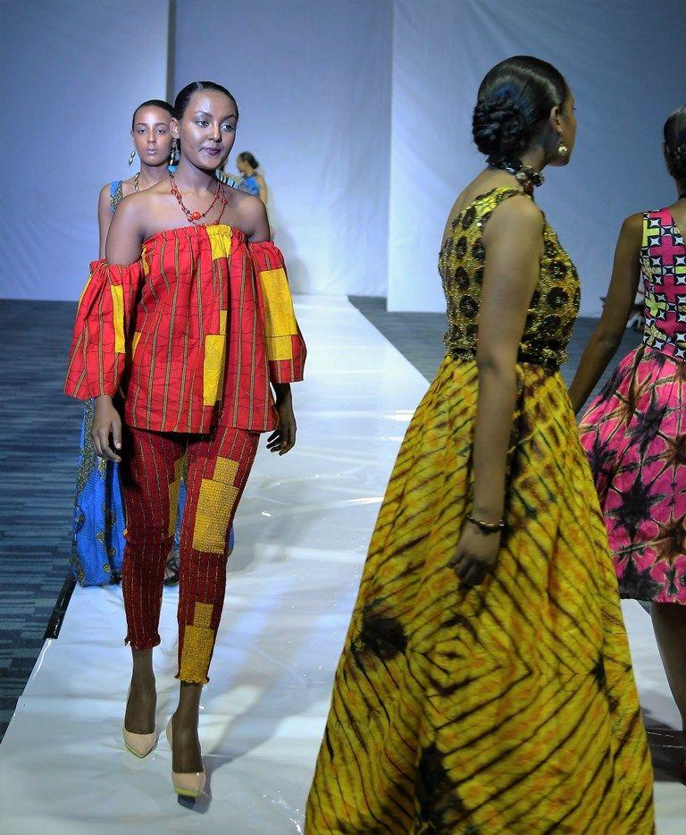 Fashion in Addis Ababa