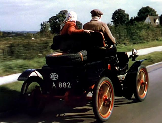 Just A Car Guy: Genevieve, the movie about the London to Brighton run