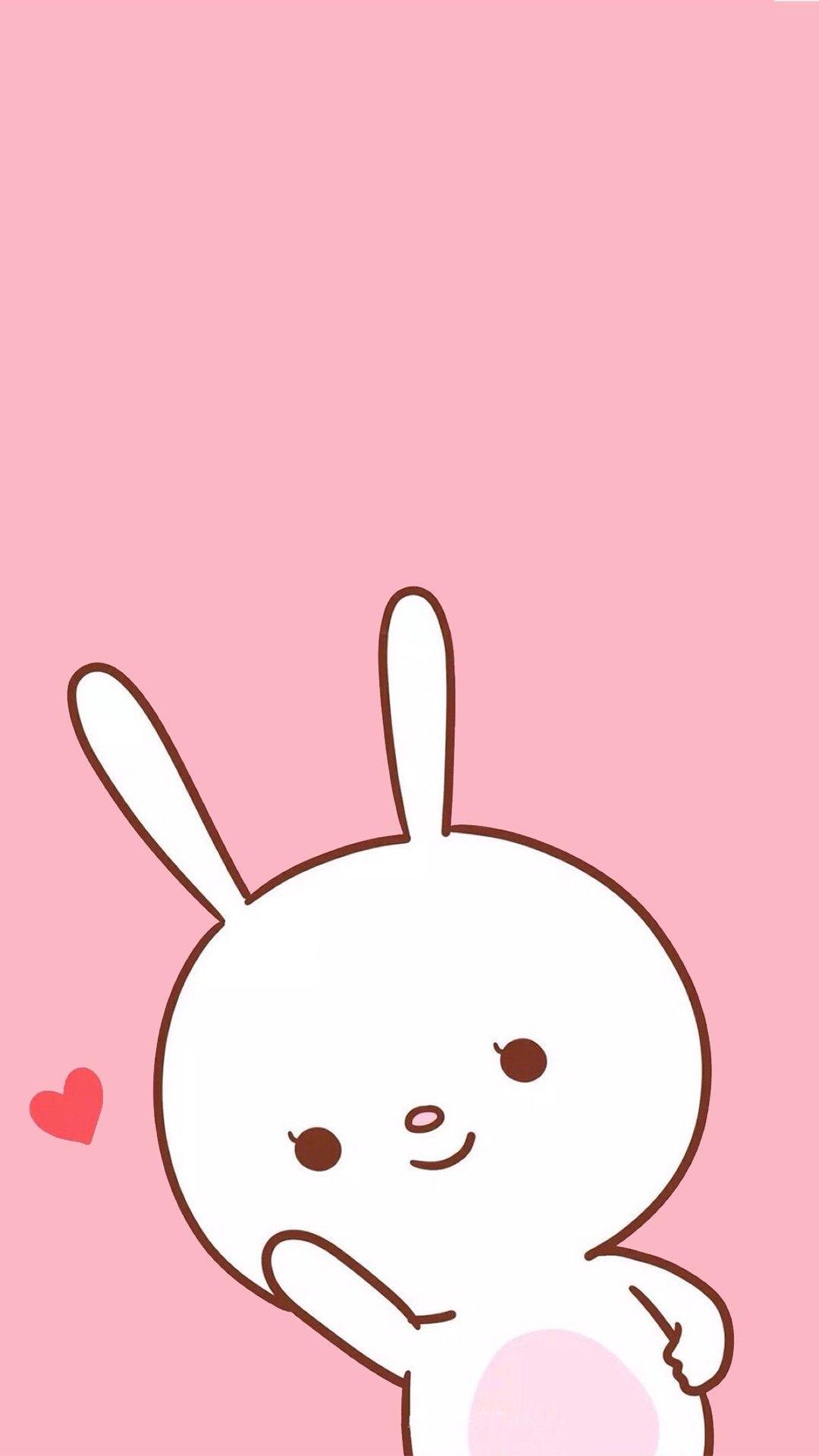 Res 1080x1920 Cute Kawaii And Pink Image Wallpaper Iphone Cute Cute Wallpapers Cute Emoji Wallpaper
