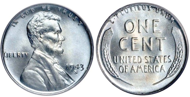 Diply Steel Penny Rare Coins Coins