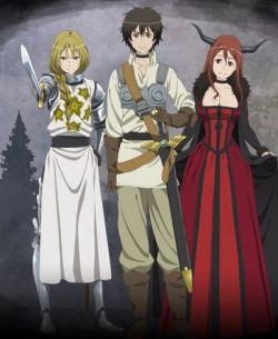 Maoyuu Maou Yuusha Anime