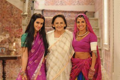 actriz de cine indio película azul