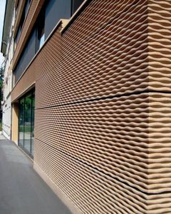 matrice de coffrage b ton facade reckli betong pinterest beton beton imprim et coffrage. Black Bedroom Furniture Sets. Home Design Ideas