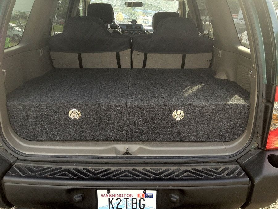 Cargo Drawers For Nissan Xterra Suv Storage Nissan Xterra Nissan Pathfinder
