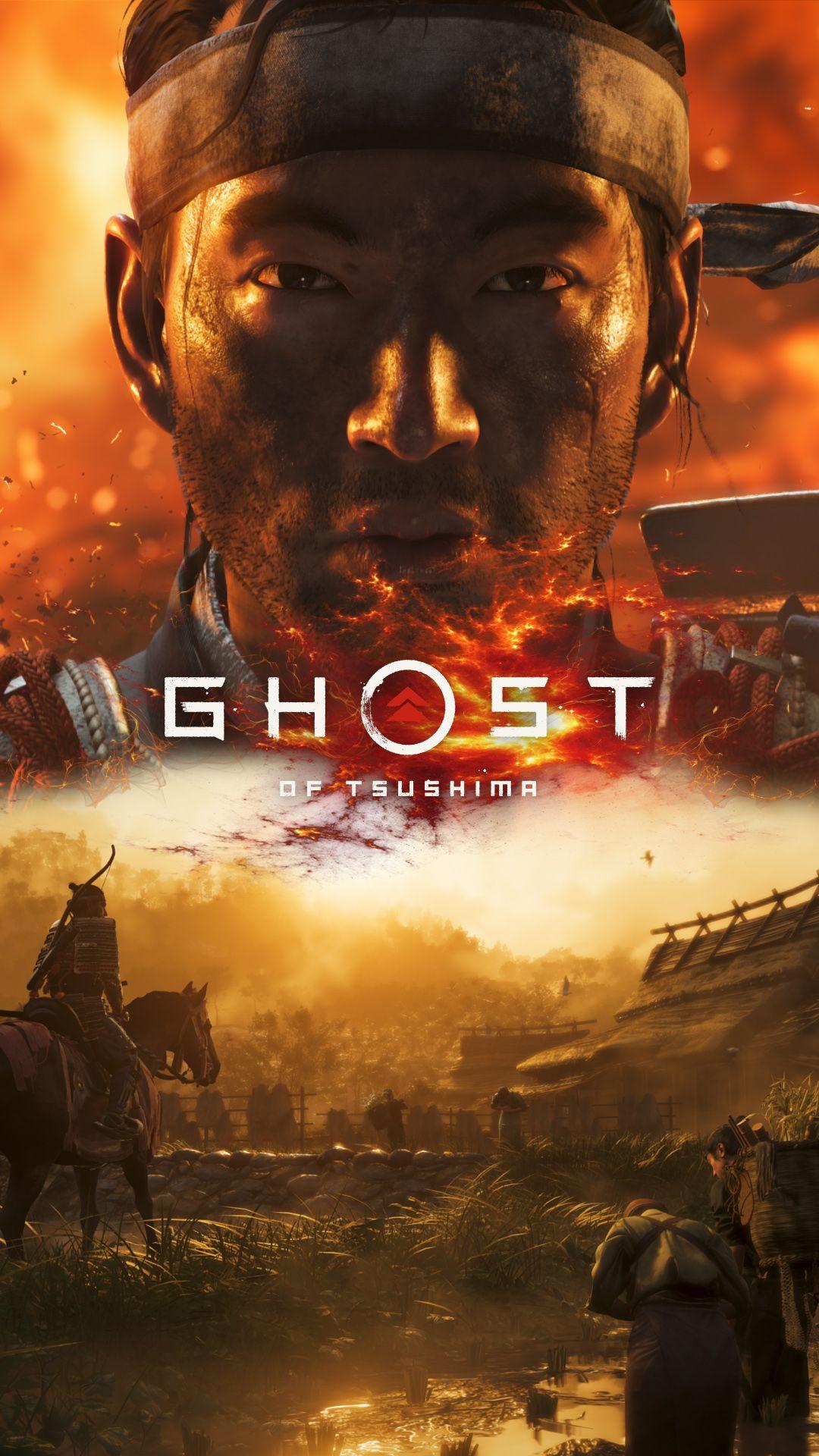 Ghost Of Tsushima Ghost Of Tsushima Tsushima Game Concept Art