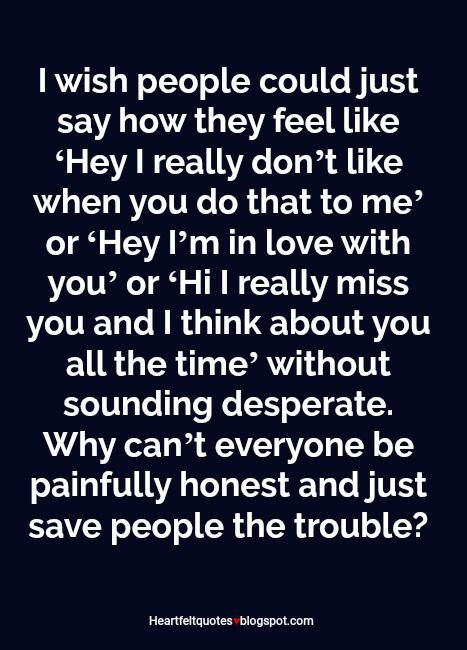desperate love messages